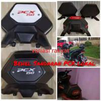 behel sandaran backrest PCX 150 dan 160 model diamont