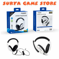 DOBE HEADPHONE / STEREO HEADSET PS3/PS4/PS5/XBOX/SWITCH/ANDROID