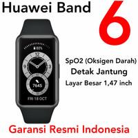 Huawei Band 6 Garansi Resmi Indonesia Jam Smartwatch BUKAN HONOR