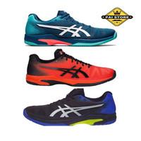 Sepatu Tenis Asics Solution Speed ff/Badminton/Voly Ball Premium impor