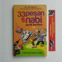 #BESTSELLER BUKU ORIGINAL 33 pesan nabi volume 2 Buku komik