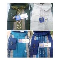 BAMUS Baju Koko Muslim BHS CLASSIC All Size