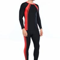 baju renang setelan diving selam panjang premium unisex dewasa
