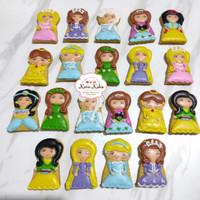 Kukis Hias, Kukis Karakter, Fancy Cookies, Hampers Princess