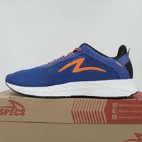 Sepatu Running/Lari Specs Skyfleet Black Lapis 200647 Original BNIB