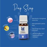 Kalea Deep Sleep Essensial esensial oil difuser minyak aroma terapi