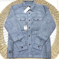 Original Quiksilver Ridgewood Long Sleeve Shirt Jacket