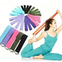 Elastic Karet Tension Resistance Strech Band Gym Pilates Yoga +-1,5M