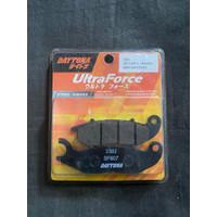 Kampas Rem Motor Max Series Ultra Force Steel Fiber Daytona 3382