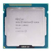 INTEL PROCESSOR DUAL CORE G2020 2.9 GHz 2-Core TRAY + FAN NON BOX 1155