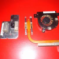 HEATSINK dan FAN Processor laptop Toshiba satelite A135 - S2286