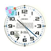 Jam Dinding Seiko Original QXA932W Sweep Movement / Seiko QXA932