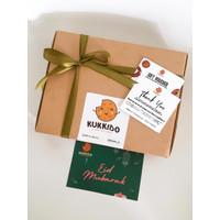 Hampers Lebaran Soft Cookies Kukkido - parsel ramadan - Mubarak 1