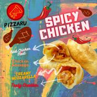 PIZZARU Pizza Goreng Spicy Chicken