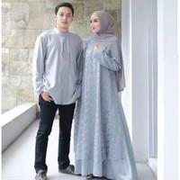 Baju Couple Suami Istri Sadil Couple Pasangan Muslimah