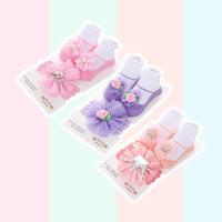 Fairy Accessories Set / Bandana / Kaos Kaki / Aksesoris Bayi
