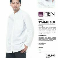 baju koko putih kemko rabbani original new arrival terbaru