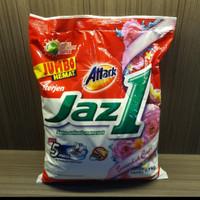 Detergent Attack Jazz 1 hemat jumbo semerbak cinta 1.7kg
