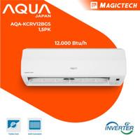 AC AQUA 1.5 PK INVERTER AQA-KCRV12BGS - R410
