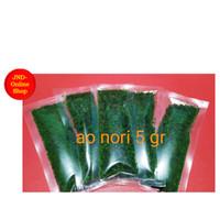 AONORI Nori Seaweed Flakes Import uk 5 gr (Personal Pack)