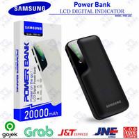 PB POWERBANK POWER BANK SAMSUNG MURAH KAPASITAS 20000 mAh PBB 404