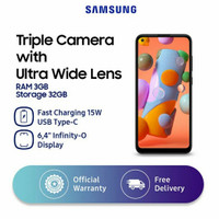 Samsung Galaxy A11 3/32 Garansi resmi