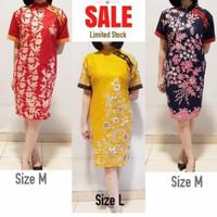 BIG SALE !! Cheongsam batik dress