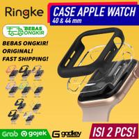 Case Apple Watch 40 44 mm Series 4 5 6 SE Ringke Slim Casing 40mm 44mm