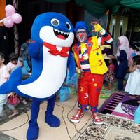 Sewa Badut Baby Shark   Badut Jakarta   Badut Tangsel   Badut Depok