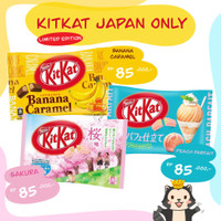 Kitkat LIMITED EDITION JAPAN ONLY