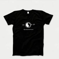 T-shirt Barista Indonesia Melawan Malas