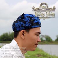 Iket Sunda Candra Sumirat Baduy Kanekes Blangkon Sunda Premium Baduy