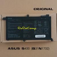 Battery ASUS VIVOBOOK S14 S430 S430FA S430FN S430UA (B31N1732)ORIGINAL