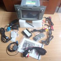 Head Unit Tape Mobil set Audio W7179SE1SA buat mobil suzuki Ertiga