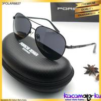 Kacamata Sunglasses Pria Porsche Design Aviator Polarized