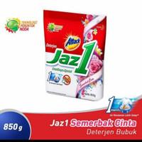 Detergent Attack Jazz 1 Semerbak Cinta 850 gr