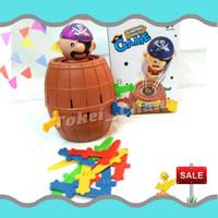 Jumping Pirate Game YF555 - Mainan Baller Pirate Anak TOKEI_CHAN