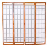 Pembatas Ruangan Partisi Sekat Sketsel Screen Shōji (障子) 4P