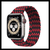 Special Price Apple Watch Strap - Red Black (38 Mm / 40 Mm    42 Mm /