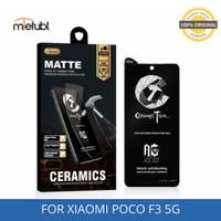 Xiaomi Poco F3 5G Tempered Glass Gaming Matte Ceramic