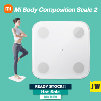 XIAOMI Mi Smart Body Fat Scale 2 LED Timbangan Badan Digital - Body Fat Scale