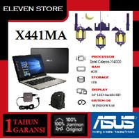 LAPTOP ASUS X441MA INTEL CELERON N4000 4GB/1TB/WINDOWS 10.ORIGINAL
