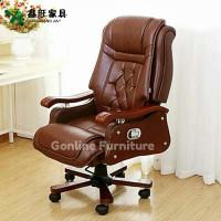 Kursi kantor Bangku kerja manager kursi direktur office chair kulit