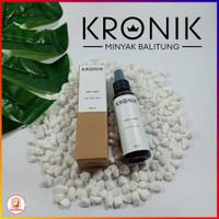 KRONIK - Hair Tonic Vitamin Rambut Minyak Kayu Balitung (Anti Uban)