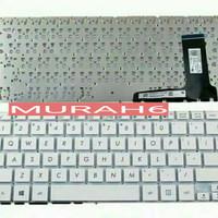 Keyboard Asus E202 white E203 E203NAH TP203 TP203NAH