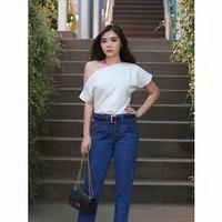 baju sabrina wanita dewasa best seller