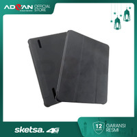 Advan Tab Sketsa Flip Cover Case
