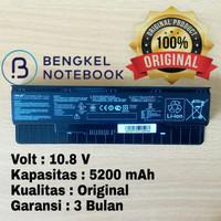 Baterai Asus N56V N46 N46V N46VJ N46VM N46VZ N56 N76 R503C B53V Ori
