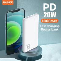 BASIKE PD20W10000mah powerbank fast charging for Apple/Huawei/OPPO dll