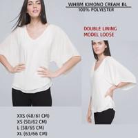 Baju Branded Wanita - WHITE HOUSE BLACK MARKET KIMONO BL